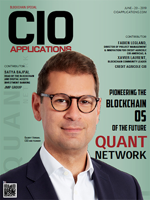 Quant Network: Pioneering the Blockchain OS of the Future